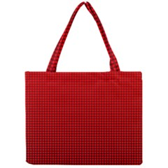 Redc Mini Tote Bag by PhotoNOLA