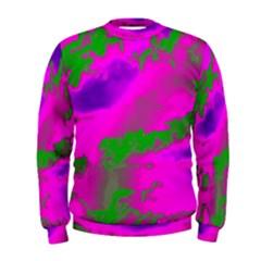 Sky Pattern Men s Sweatshirt by Valentinaart