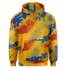 Sky Pattern Men s Pullover Hoodie by Valentinaart