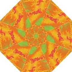 Sky Pattern Folding Umbrellas by Valentinaart