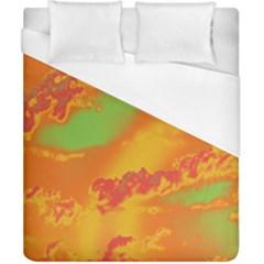 Sky Pattern Duvet Cover (california King Size)