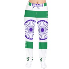 Seal of Indian State of Jharkhand Drawstring Pants by abbeyz71