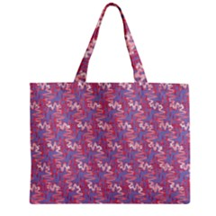 Pattern Abstract Squiggles Gliftex Zipper Mini Tote Bag by Nexatart