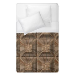 Collage Stone Wall Texture Duvet Cover (Single Size)