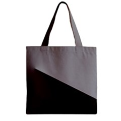 Course Gradient Color Pattern Zipper Grocery Tote Bag by Nexatart