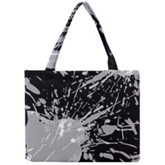 Art About Ball Abstract Colorful Mini Tote Bag by Nexatart
