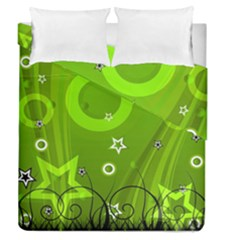 Art About Ball Abstract Colorful Duvet Cover Double Side (Queen Size) by Nexatart