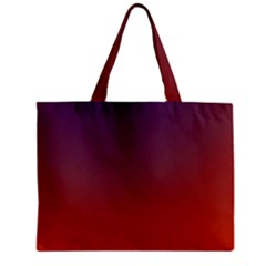 Course Colorful Pattern Abstract Zipper Mini Tote Bag by Nexatart