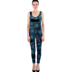Background Abstract Textile Design Onepiece Catsuit by Nexatart