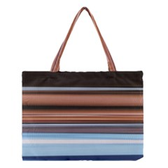 Color Screen Grinding Medium Tote Bag by Nexatart