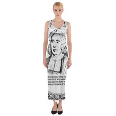 Seal Of Berkeley, California Fitted Maxi Dress by abbeyz71