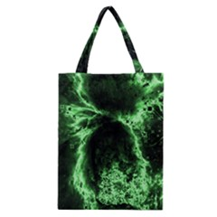 Space Classic Tote Bag by Valentinaart