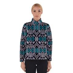 Geometric Arabesque Winterwear by linceazul