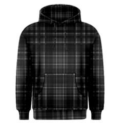 Plaid Design Men s Pullover Hoodie by Valentinaart