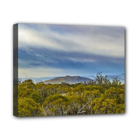 Patagonian Lanscape Scene, Santa Cruz, Argentina Canvas 10  X 8  by dflcprints