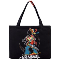 Carnaval  Mini Tote Bag by Valentinaart