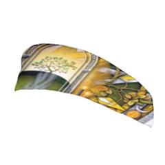 Samhain Sabbat Pentacle Stretchable Headband by NaumaddicArts