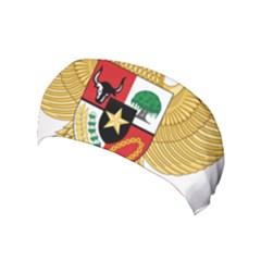 National Emblem Of Indonesia  Yoga Headband by abbeyz71