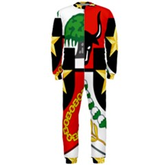 Shield Of National Emblem Of Indonesia Onepiece Jumpsuit (men)  by abbeyz71