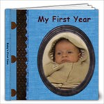 Baby s First Year - 12x12 Photo Book (20 pages)