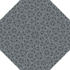 Floral Pattern Straight Umbrellas by Valentinaart