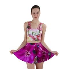 Pretty In Fuchsia Mini Skirt by dawnsiegler