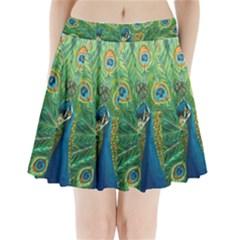 Royalty Pleated Mini Skirt by dawnsiegler