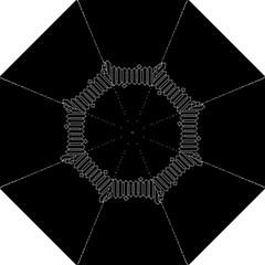 Illuminati Straight Umbrellas by Valentinaart
