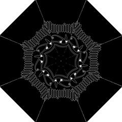 Illuminati Folding Umbrellas by Valentinaart