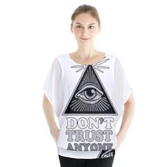 Illuminati Blouse by Valentinaart