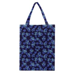 Autumn Leaves Motif Pattern Classic Tote Bag by dflcprints