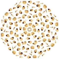 Shell Pattern Folding Umbrellas by Valentinaart