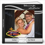 dannyweddinglasvegas - 12x12 Photo Book (20 pages)