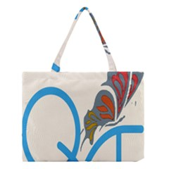 Butterfly Medium Tote Bag by Mariart