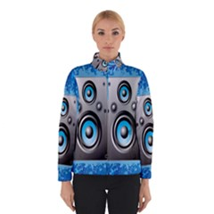 Sound System Music Disco Party Winterwear by Mariart