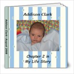 addison,       08-14-08 - 8x8 Photo Book (30 pages)