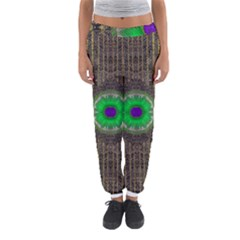In The Stars And Pearls Is A Flower Women s Jogger Sweatpants by pepitasart