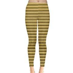 Lines pattern Leggings  by Valentinaart