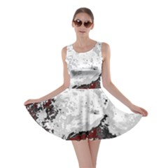 Abstraction Skater Dress