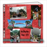 October 2007 WDW  - 8x8 Photo Book (30 pages)