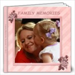 Family Photo Book - 12x12 Photo Book (20 pages)
