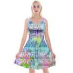 Drake 1 800 Hotline Bling Reversible Velvet Sleeveless Dress