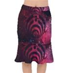 Bassnectar Galaxy Nebula Mermaid Skirt