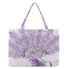 Panic At The Disco Medium Zipper Tote Bag by Onesevenart