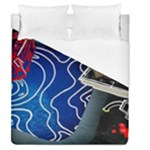 Panic! At The Disco Released Death Of A Bachelor Duvet Cover (Queen Size)