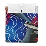 Panic! At The Disco Released Death Of A Bachelor Duvet Cover Double Side (Full/ Double Size)