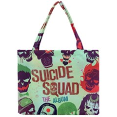 Panic! At The Disco Suicide Squad The Album Mini Tote Bag by Onesevenart