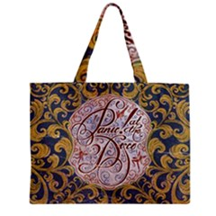 Panic! At The Disco Zipper Mini Tote Bag by Onesevenart