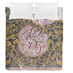 Panic! At The Disco Duvet Cover Double Side (queen Size) by Onesevenart