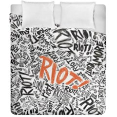 Paramore Is An American Rock Band Duvet Cover Double Side (california King Size)
